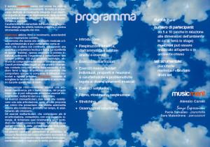 Musicment programma